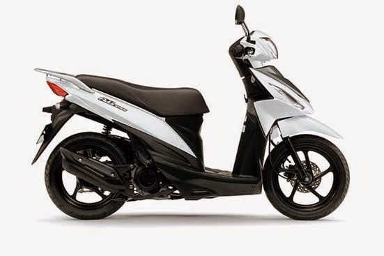 Suzuki Address 110 Review and Specification