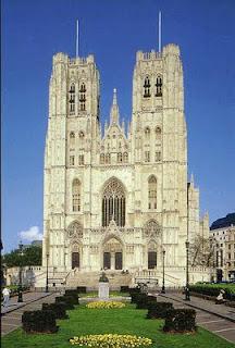 достопримечательности Бельгии