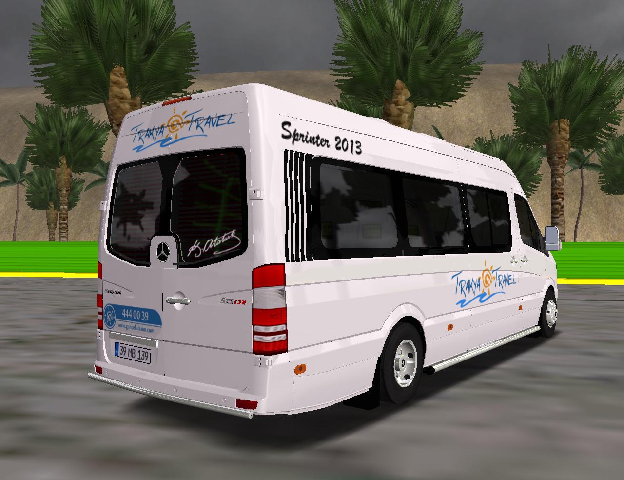 39 MB 139 - Trakya Travel / Mercedes-Benz Sprinter 515 CDİ