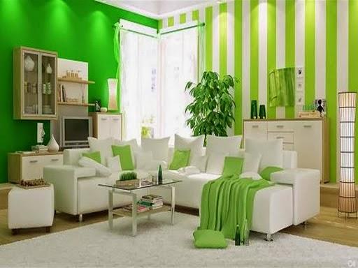 cat ruang tamu rumah minimalis