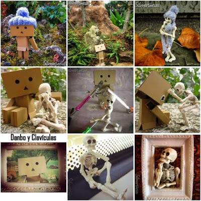 danbo y pose skeleton