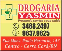 Drogaria Yasmin