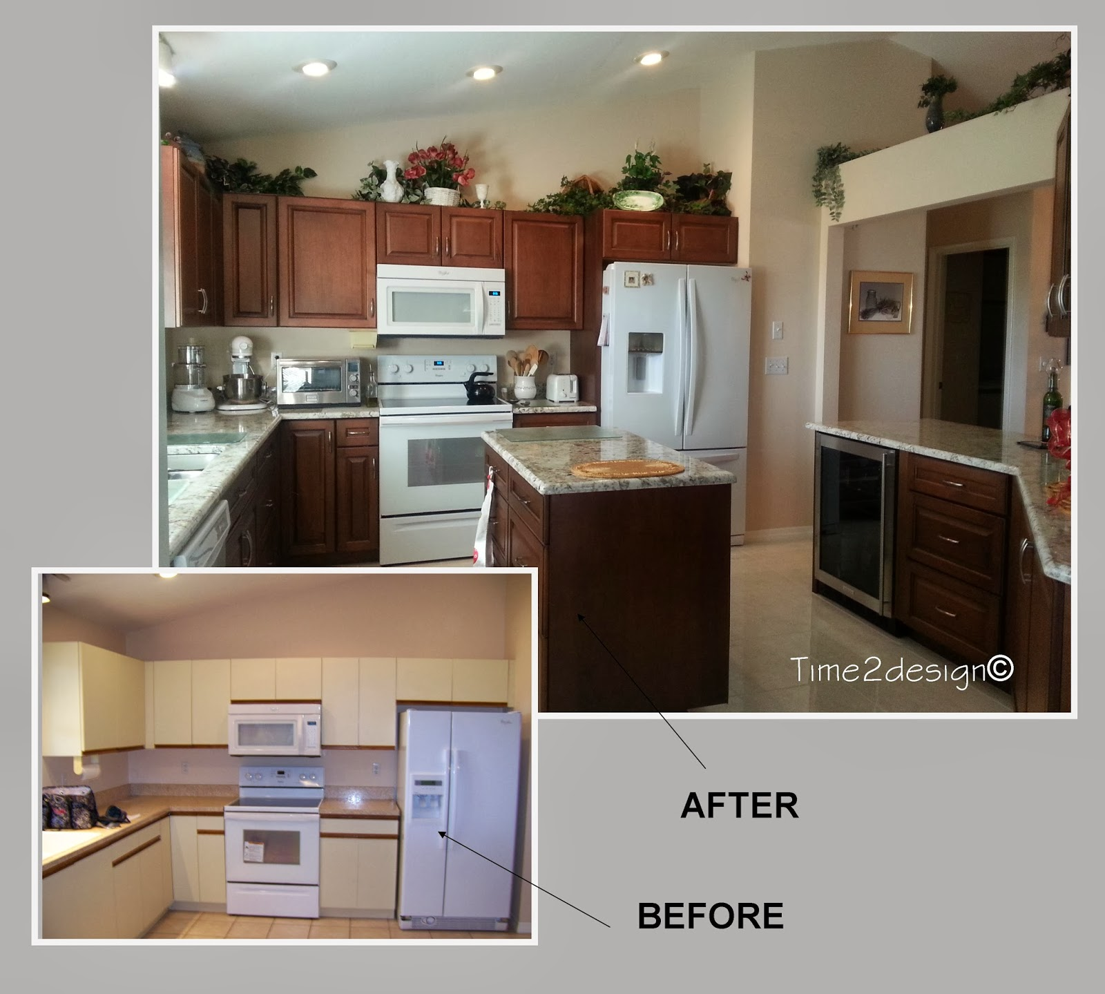 Time2design Custom Cabinetry And Interior Design Kitchen And Bath Specialist Sarasota Fl