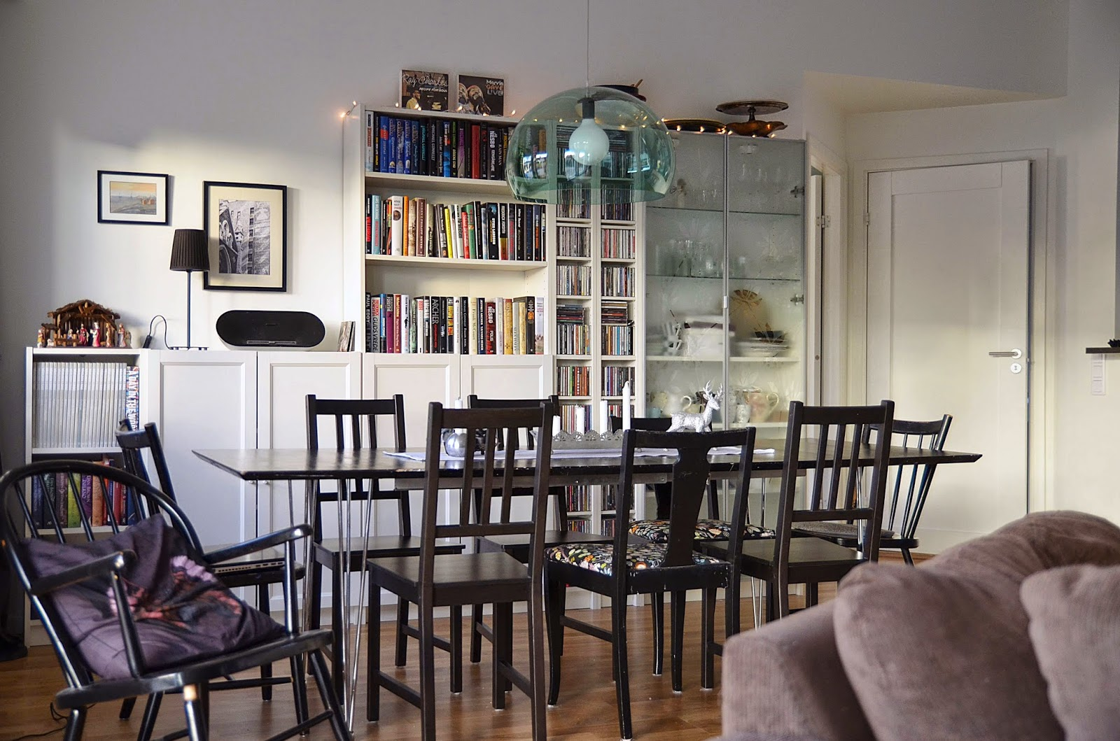 prio två, eksjöhus, bygga hus, inspiration, vardagsrum, livingroom, interior design