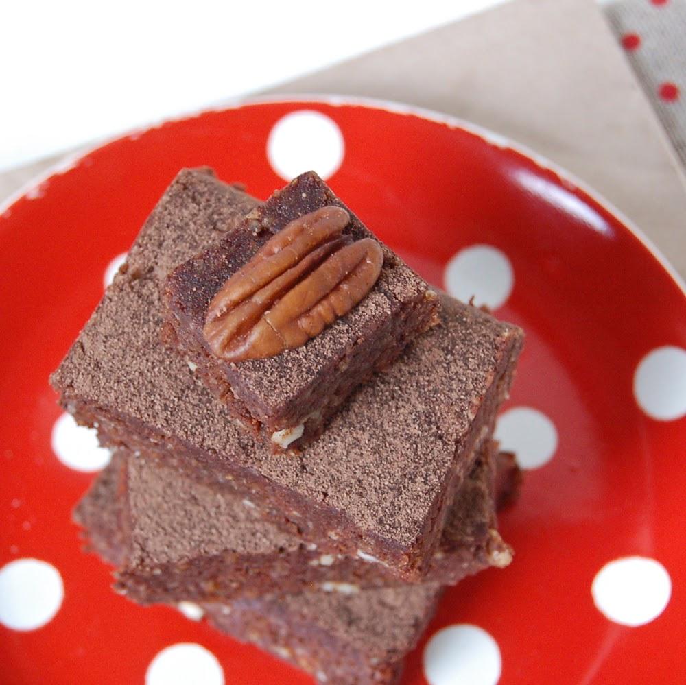 recette brownie cacao cru