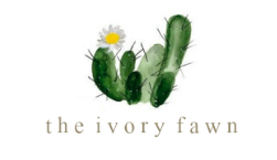 THE IVORY FAWN