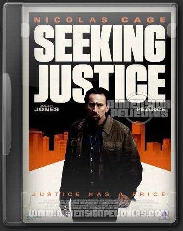 Seeking Justice (DVDRip Inglés Subtitulado) (2011)