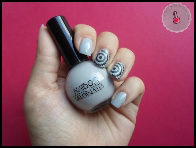 The 31 day nail art challenge 2015 - dzień 27
