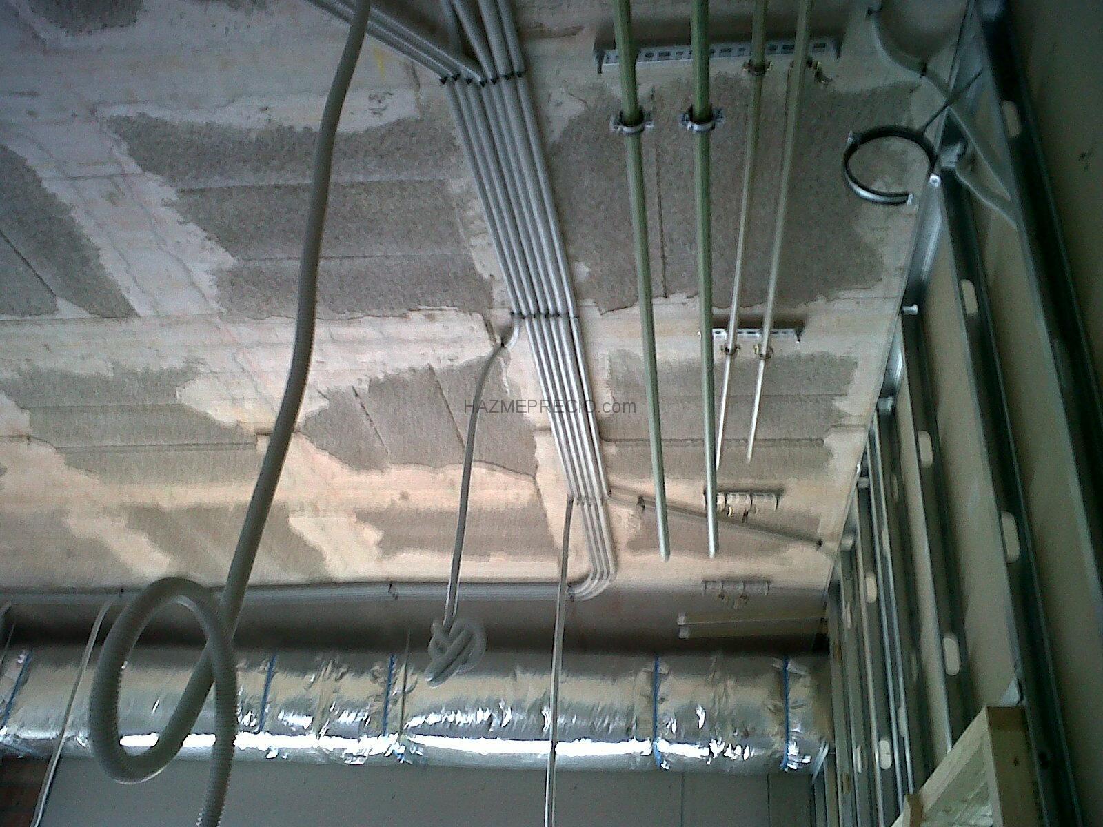 Instalaciones el ctricas residenciales tipo de - Instalacion electrica vista ...