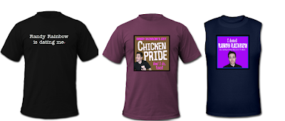 RANDY RAINBOW T-SHIRTS