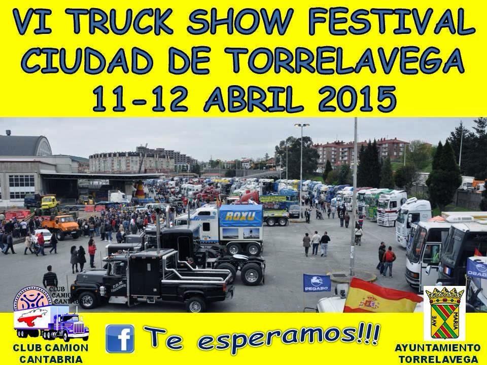 VI TRUCK SHOW CIUDAD DE TORRELAVEGA