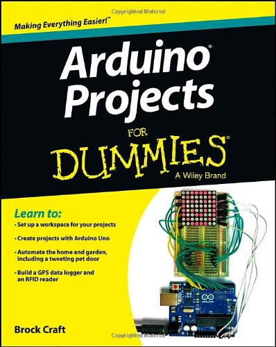 Arduino er projects for dummies