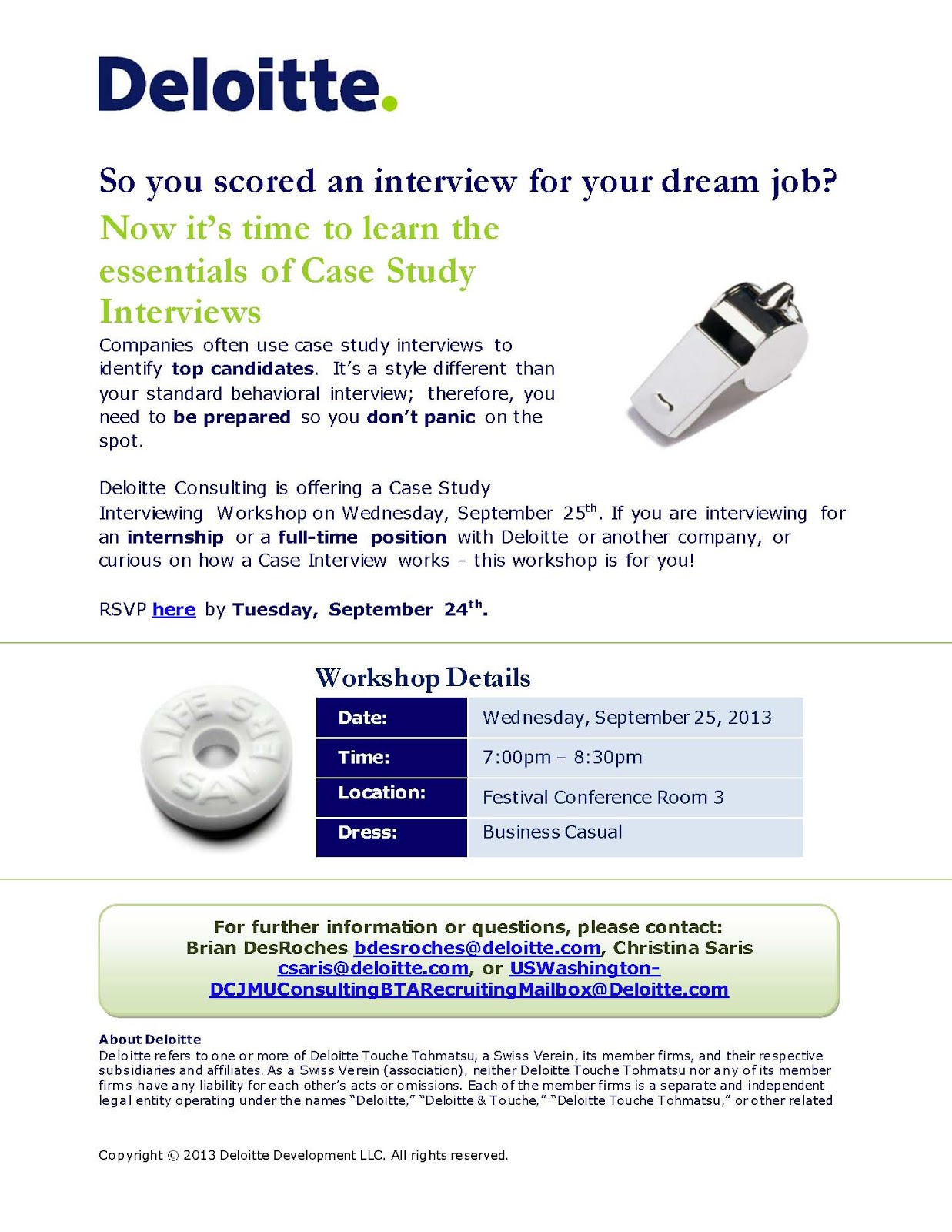 deloitte first round interview case study Case study interview at deloitte