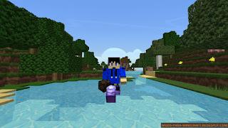 Water Walking Mod para Minecraft 1.7.10