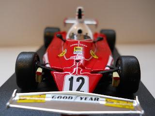 Ferrari 312T F1 Altaya kioskos