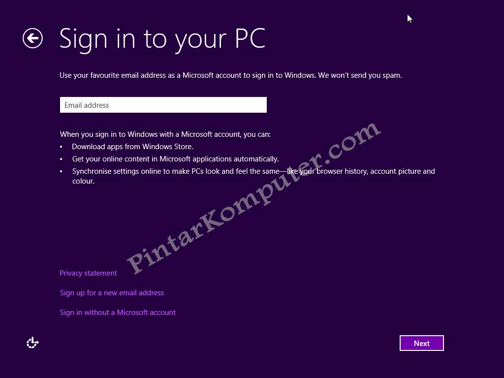 Cara Instal Ulang Windows 8/8.1 Lengkap Terbaru - BUATify 2015