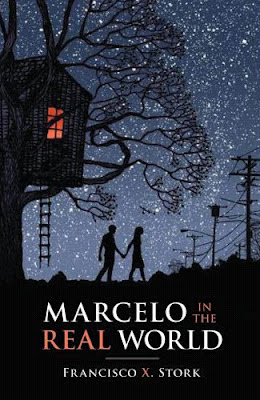 Cover art: Marcelo in the Real World