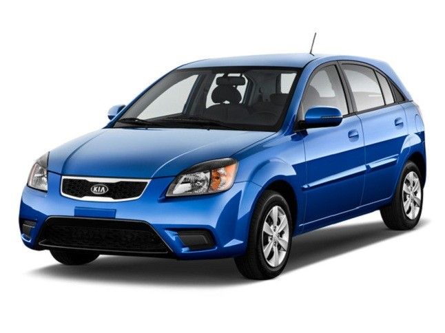 The Best Of Automotive  2011 KIA RIO And 2011 KIA RIO5 Concept