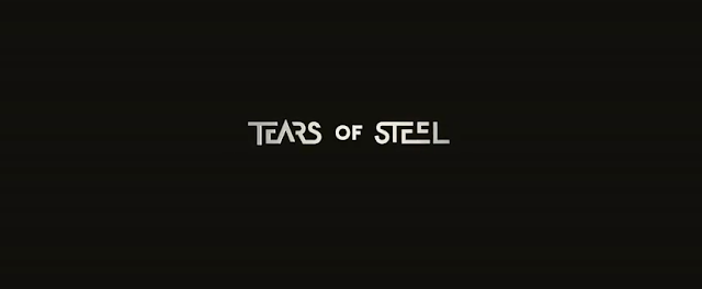 Короткометражка. Четвертый открытый фильм Tears Of Steel