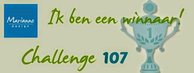 Winnaar Challenge 107