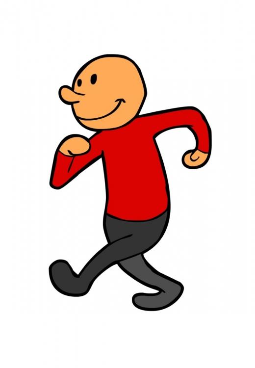 Persona caminando gif animados - Imagui