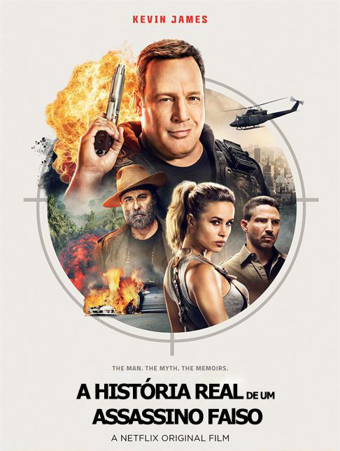 A História Real de um Assassino Falso 4K Torrent – WEBRip Dual Audio (2016)