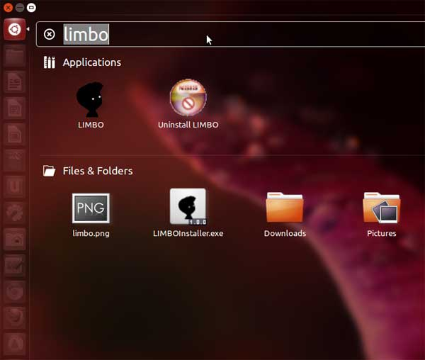 Play Limbo Game in Ubuntu