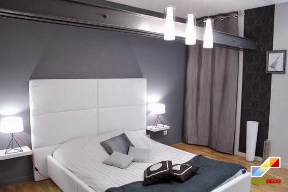 Bedroom decorating ideas for men modern decor home for Contemporary bedroom ideas men