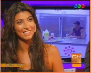 Solange Gómez Gran Hermano Playboy 2011