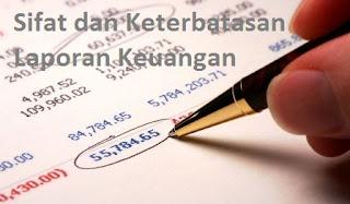 Keterbatasan Laporan Keuangan