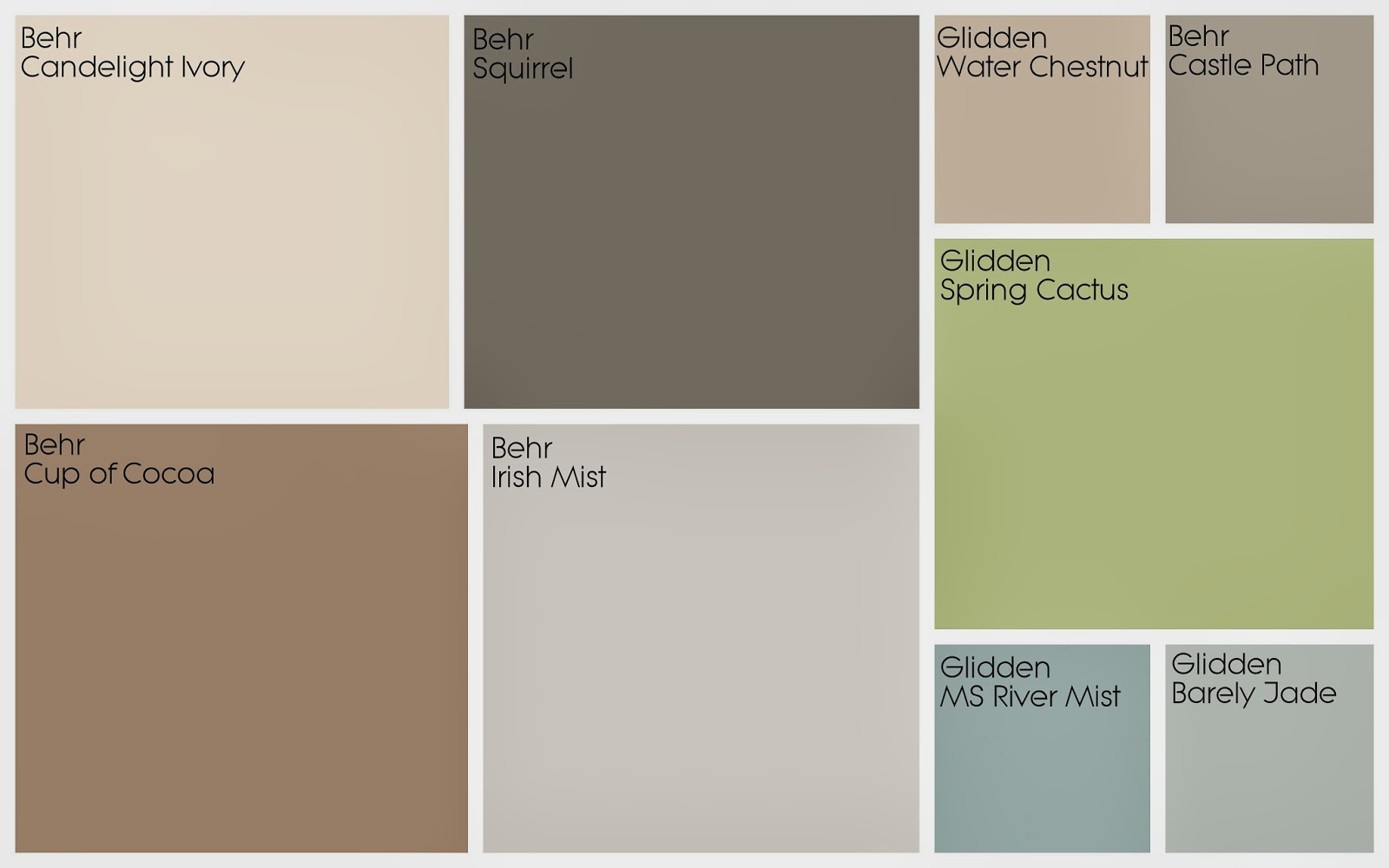 Aimlessly Elegant House Tour Paint Colors