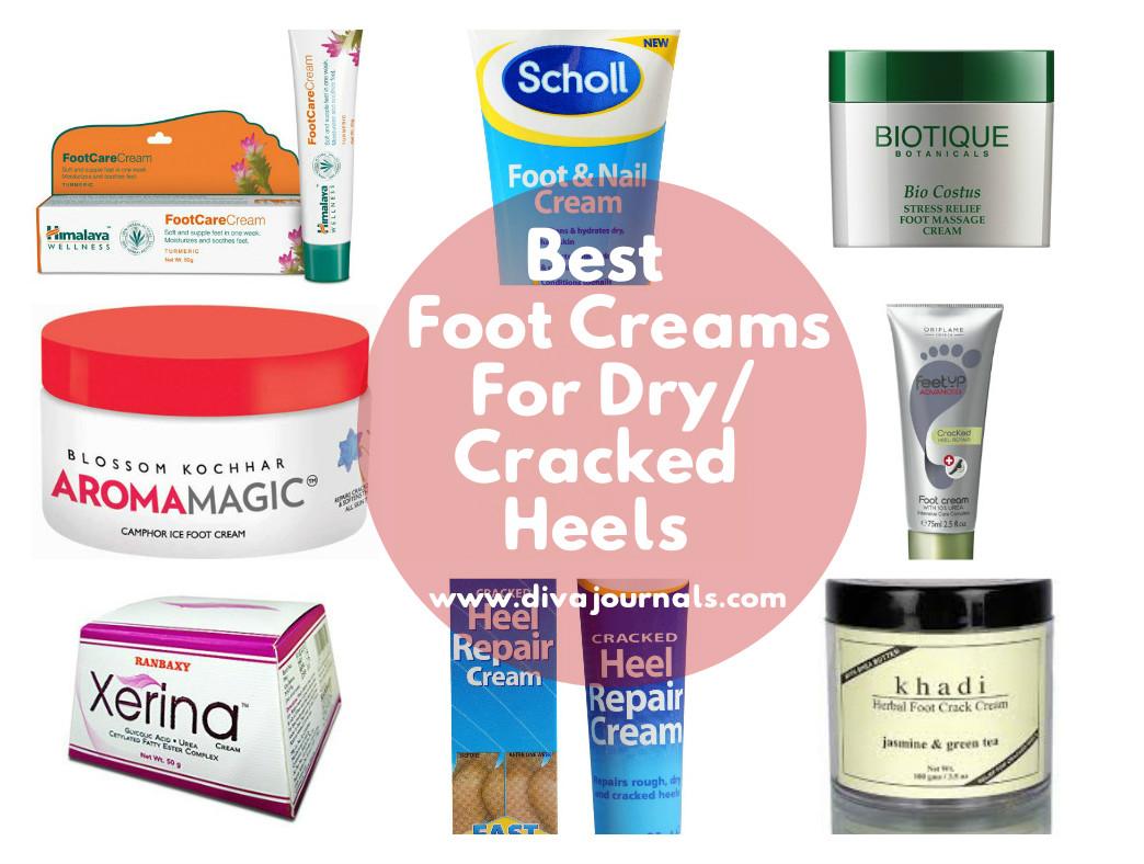 Best Foot Cream For Cracked Heels
