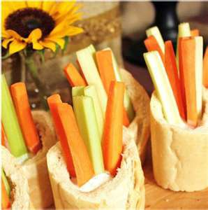 Creative Way To Serve Appetizers