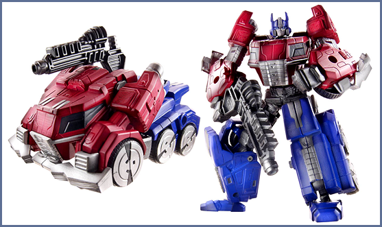 FOC Optimus Prime
