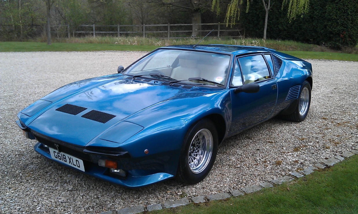 speedmonkey spotted de tomaso pantera. Black Bedroom Furniture Sets. Home Design Ideas
