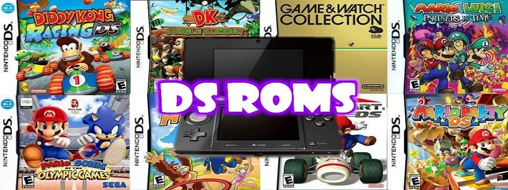 NDS Rom Downloads