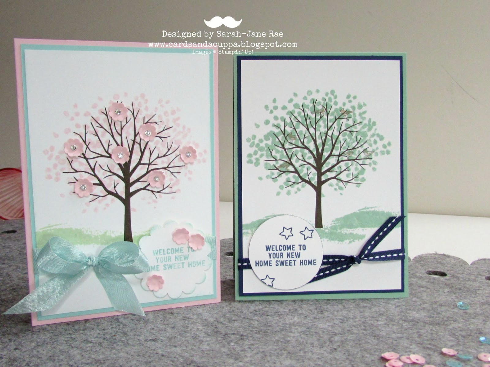 Old Fashioned Welcome Home Card Ideas Festooning - Home Decorating ...