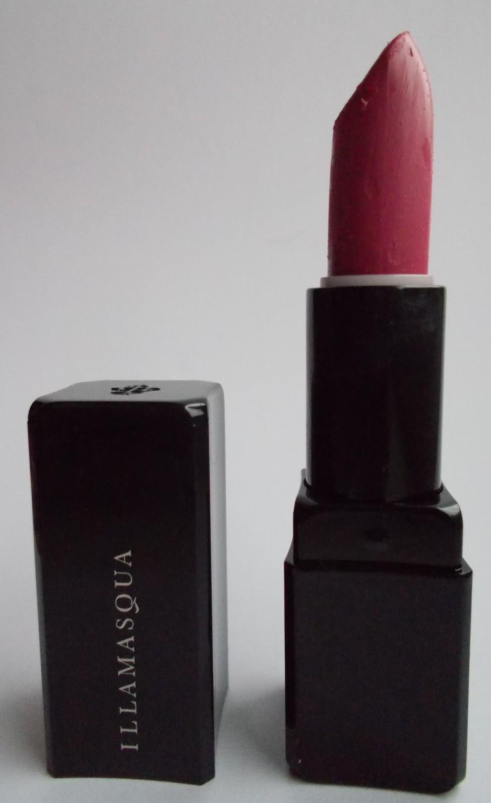 Illamasqua Resist Matte Pink Lipstick