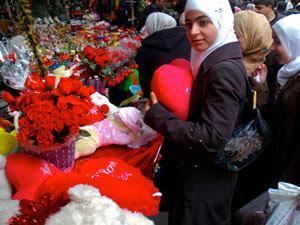 Saudi Haramkan Hadiah untuk Hari Valentine