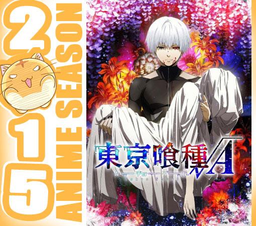 Tokyo Ghoul √A Season 2
