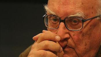 El escritor italiano Andrea Camilleri