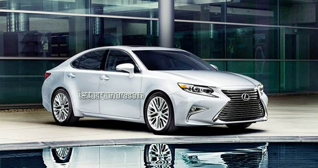 2016 Lexus Es 350 Redesign | 2017 - 2018 Best Cars Reviews