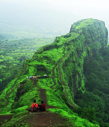 Lohagad Fort,Maharashtra,india: