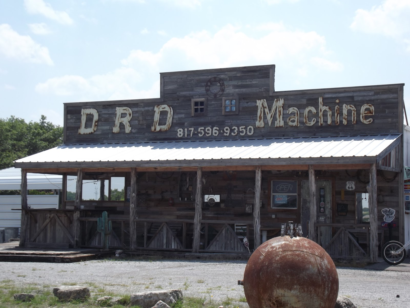 weatherford machine shop