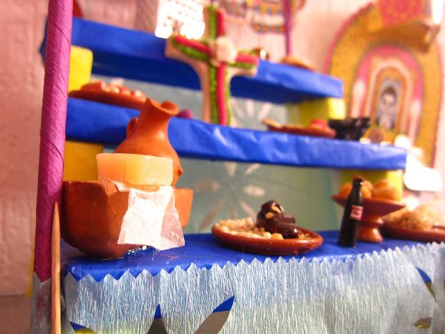 Decoracion Altar De Muertos ~ Coffee Break Decoraci?n para el D?a de Muertos 2012