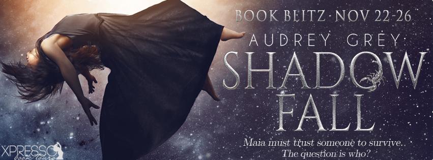 Shadow Fall Book Blitz