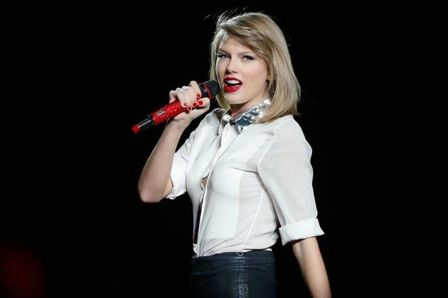 Biografi Taylor Swift