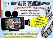 I FESTIVAL DE DRAMATIZACIONES 2016 (Click imagen)