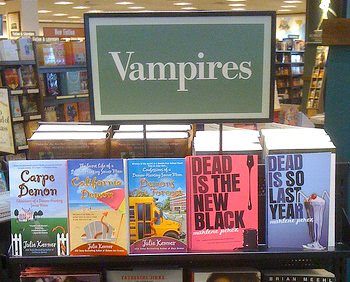Barnes and Noble: Vampires