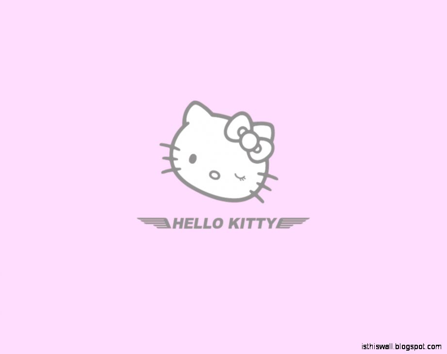 Hello Kitty Wallpaper HD  Wallpapers Backgrounds Images Art